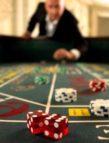 Casino Craps Budget