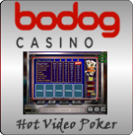 Awesome Video Poker Games at Bodog Casino