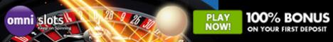 Omni Slots Casino offers single zero roulette.