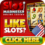 Slot Madness offers awesome bonuses for slots players