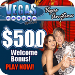 Try Vegas Casino Online for a full range of online blackjack casino games!